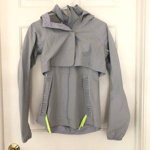 RARE Lululemon 3 in 1 Raincoat, Vest, Crop Size 4